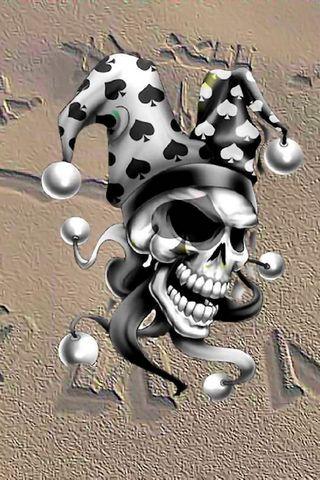 Spade Skull