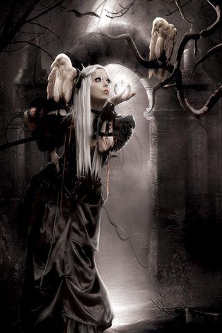 Dark Fantasy...