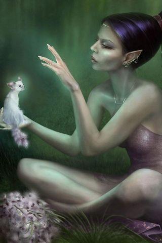 Cgi Fantasy Art