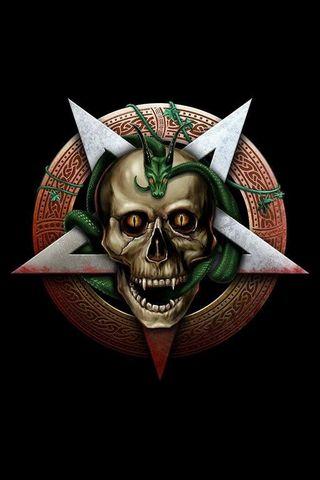 Skull & Dragon