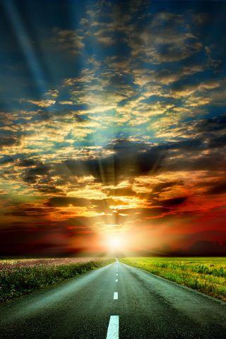 طريق الضوء