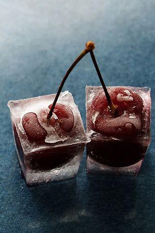 Cherry & Ice