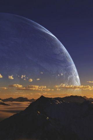 ग्रह के पास ग्रह