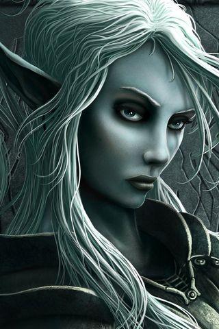 ELF الفتاة