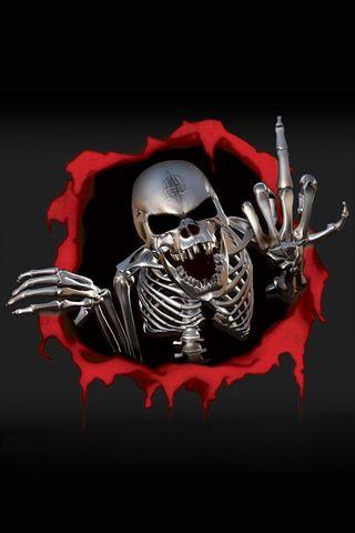 Skull Fuck Of