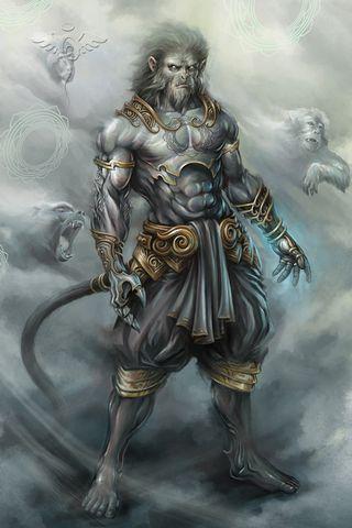 Warrior Beast