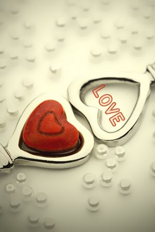 MIŁOŚĆ Serce