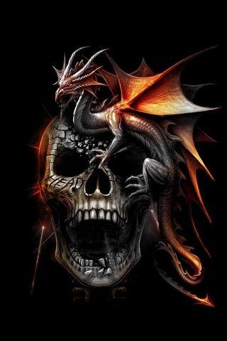 Kafatası ve Ejderha