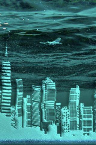 पानी के नीचे का संसार