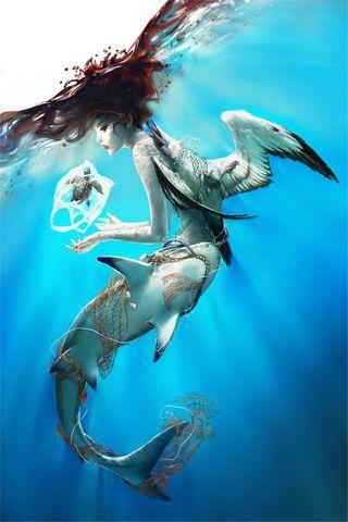 Saving Sea