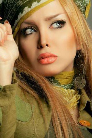 Persian Girl 27
