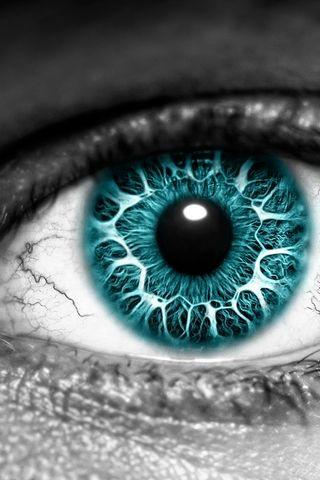 निळा डोळा