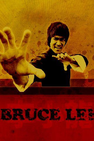 Vintage Bruce Lee