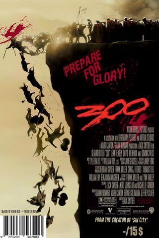 300 Magazine(Dc Chalenge 79)