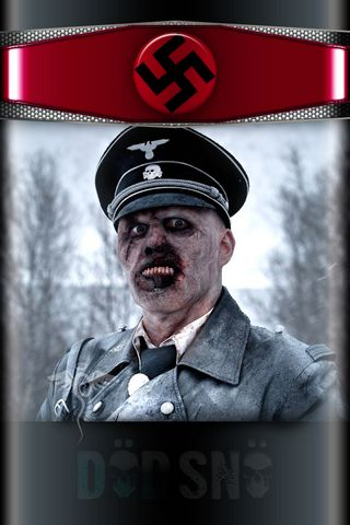 Lockscreen Dead Snow