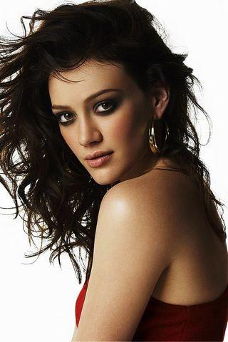 Hot Hilary Duff