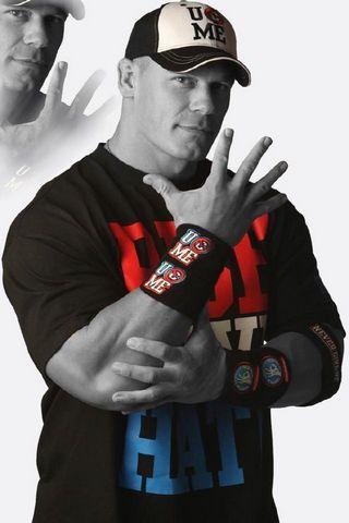 John Cena-RISE ABOVE HATE