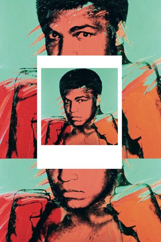 Al Andy Warhol