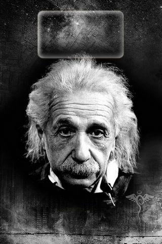 Lockscreen Einstein