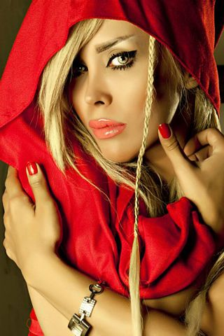 Persian Girl 30