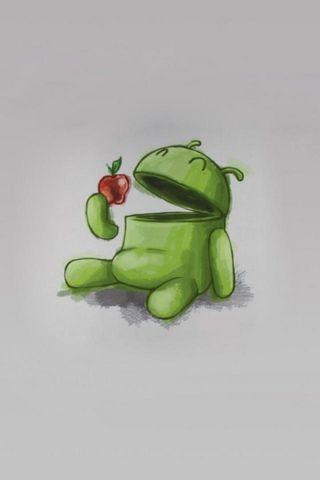 एंड्रॉइड ऐपिंग एप्पल