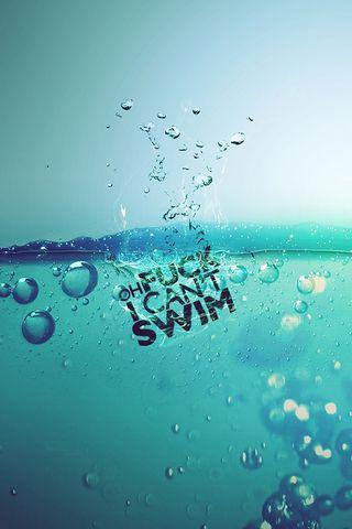 I-Cant-Swim