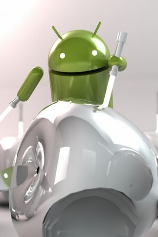 Android tötet Apple