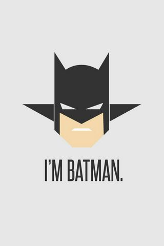 I'M BATMAN By Amir Haddadi