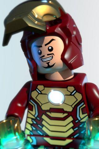 Ironman Lego
