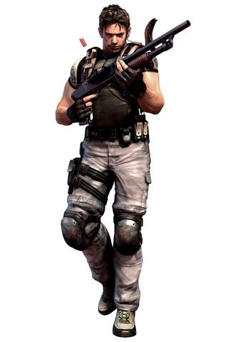 Resident Evil - Chris Redfield