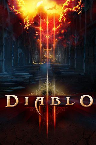 Diablo 3 duvar kağıdı
