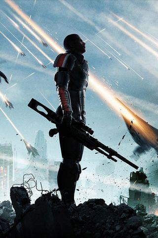 Mass Effect 3 Invasion