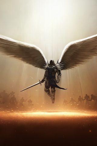 Archangel Tyrael Diablo III