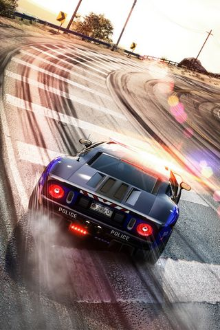 NFS Hot Pursuit Sackgasse