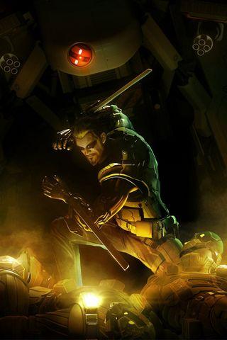 การปฏิวัติมนุษย์ Deus Ex