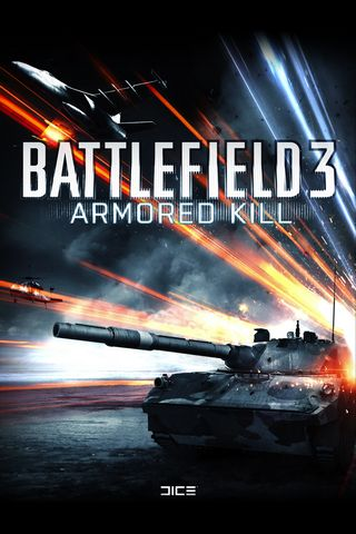 Battlefield 3 - Armored Kill