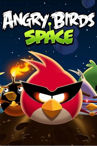 Angry Birds-space