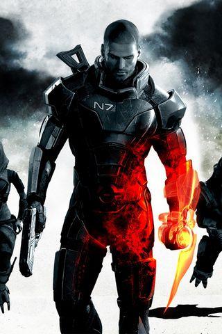 Mass Effect 3 BF3