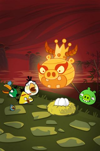 Angry Birds - Year Of The Dragon