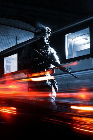Metro Battlefield 3