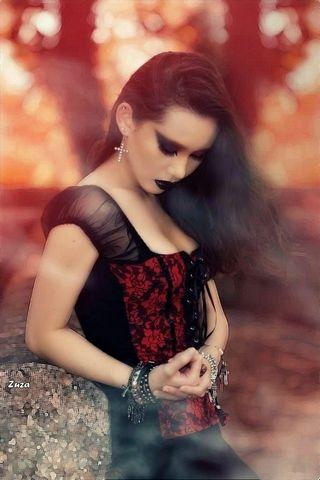 哥特式女孩
