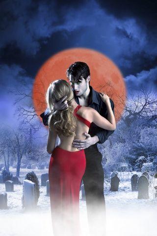 My Hot vampire