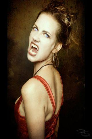 पिशाच लेडी