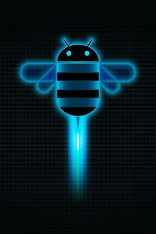 Android HoneyComb Bee Logo