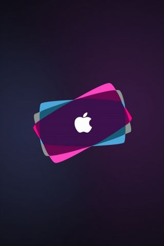 Apple Colorful Logo
