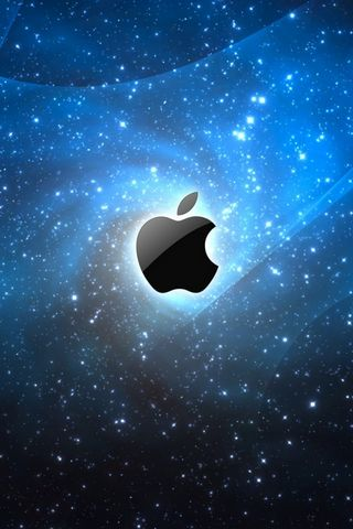 Apple Galaxy-Blue