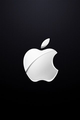 APPLE LOGO NEGRO