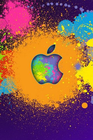Colorful-Apple