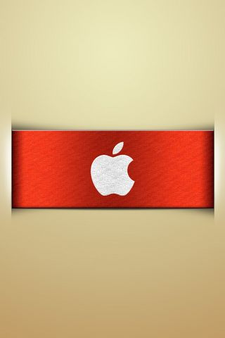 Red-apple-ribbon