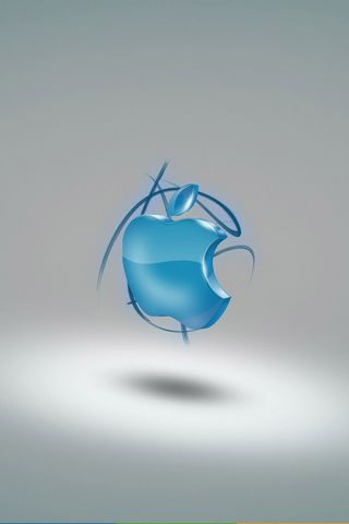 3D-Apple-Logo